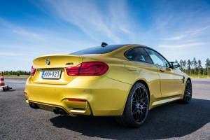 BMW-asiakastilaisuus